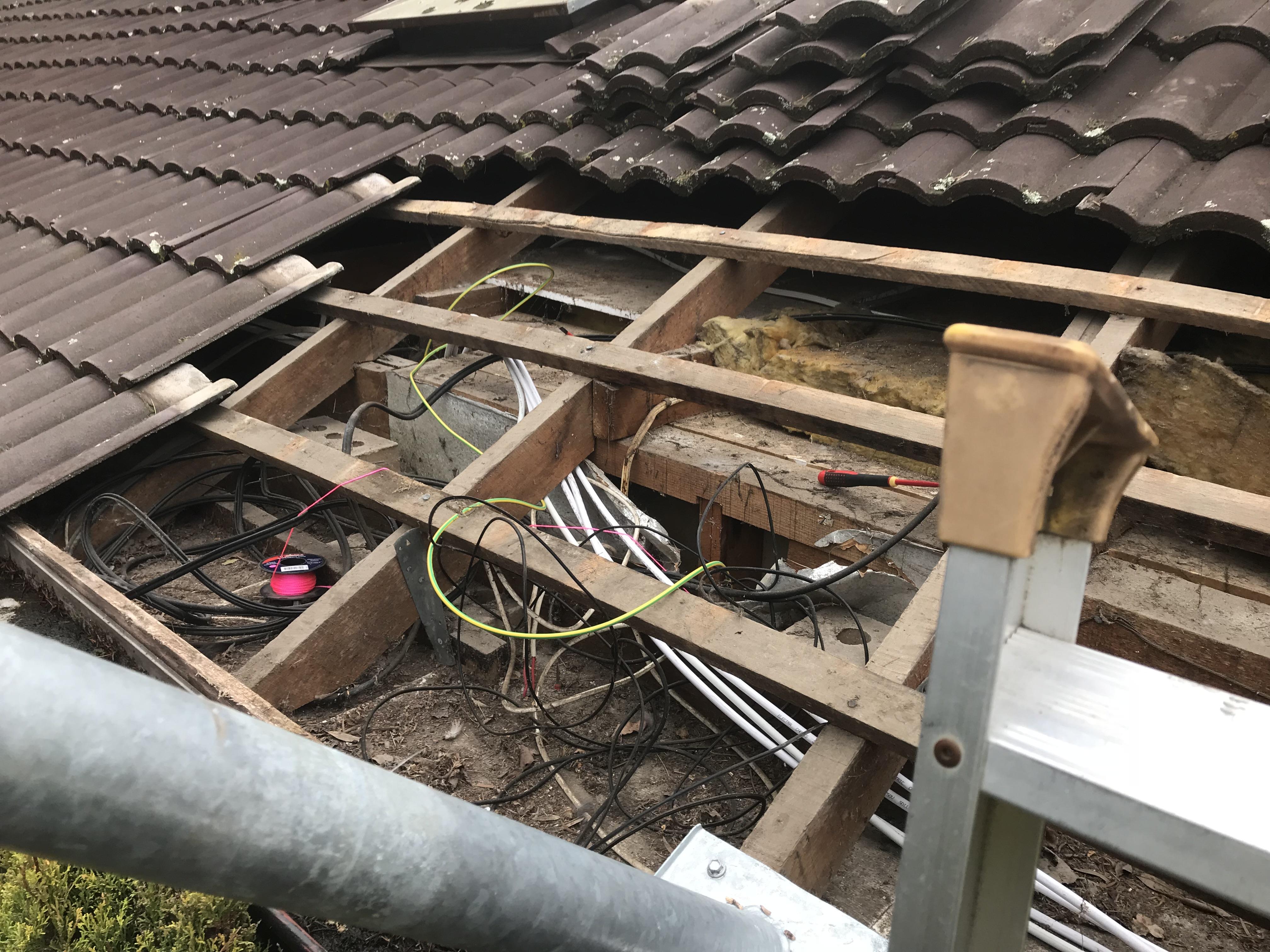 Electrician Job Workshop Switch Board