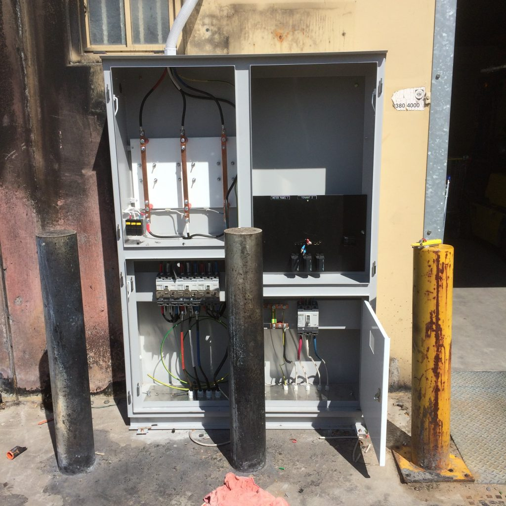 Mornington electrical contractor