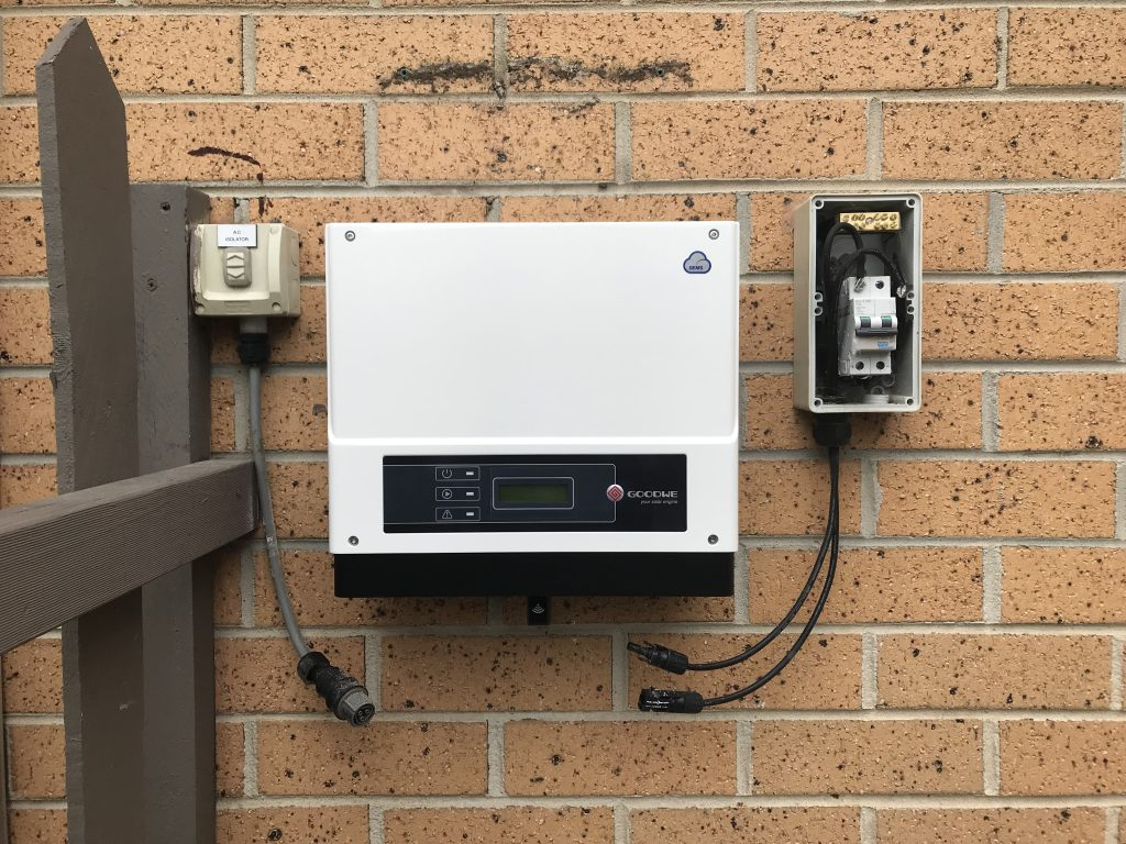 Seaford electrical contractor Alt2