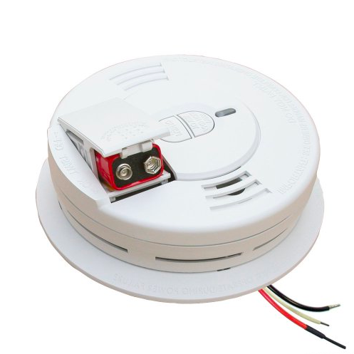 Sparkys Now Smoke Alarm Replacement Battery Service