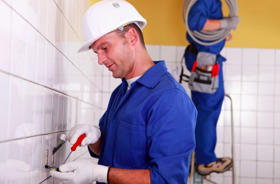 Sparkys Now hire electrical maintenance