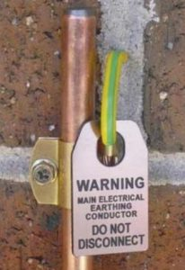 domestic electrician in Frankston earthing system repair service